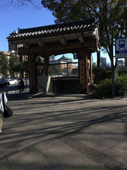 名古屋市役所駅出入口.JPG